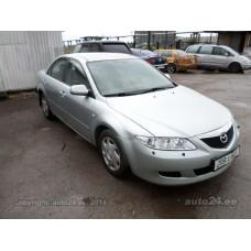 Mazda 6 1.8 88 kW (01.2001 - 12.2006)
